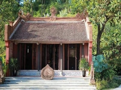 Những đặc điểm kiến trúc Việt Nam truyền thống