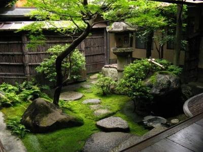 Những Mẫu Sân Vườn Nhật Bản Thiền Tịnh