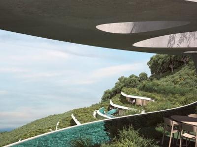 Thiết kế & quy hoạch khu nghỉ dưỡng - Paradise Resort 30.000 m2 tại Quảng Ninh
