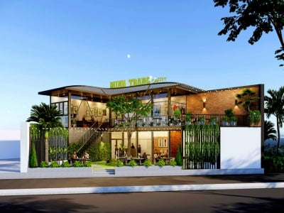 Thiết kế Minh Trang Cofe