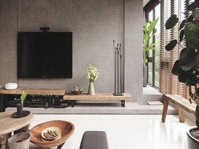 Cùng Garden Home chiêm ngưỡng căn hộ yên tĩnh có hệ thống thông gió tự nhiên