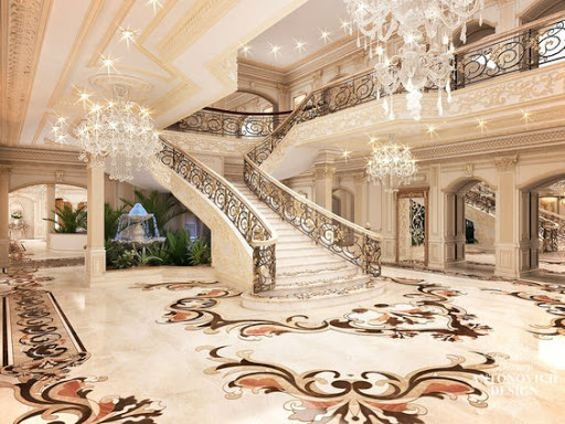 Xu hướng trang trí nội thất phòng khách đẹp dành cho nhà biệt thự